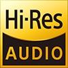 Hi-Res Audio 小金標