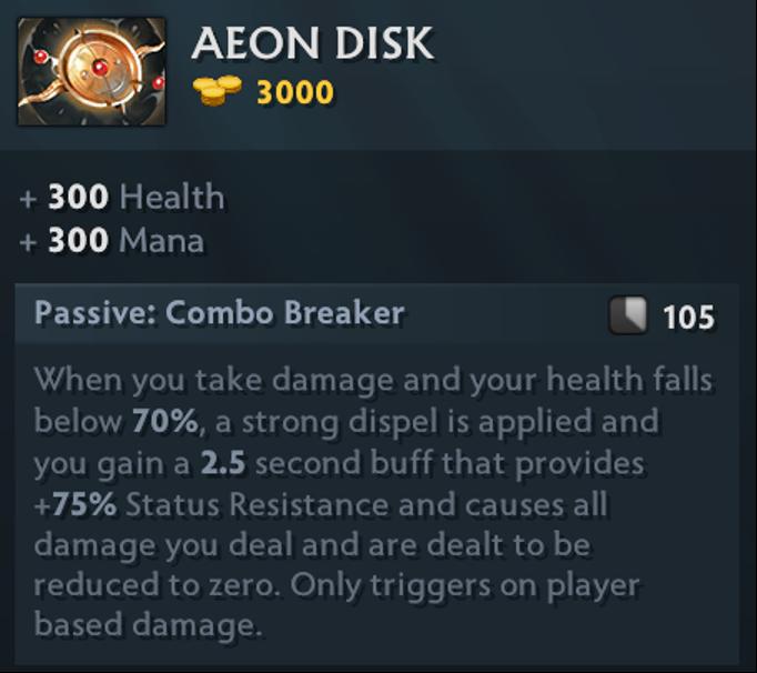 Aeon Disk
