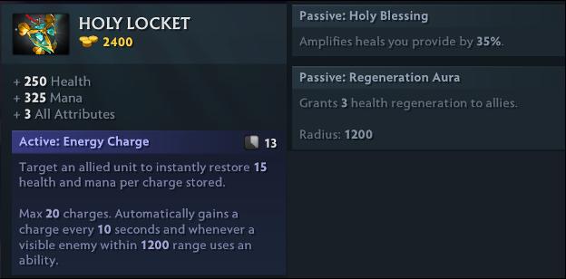 Holy Locket