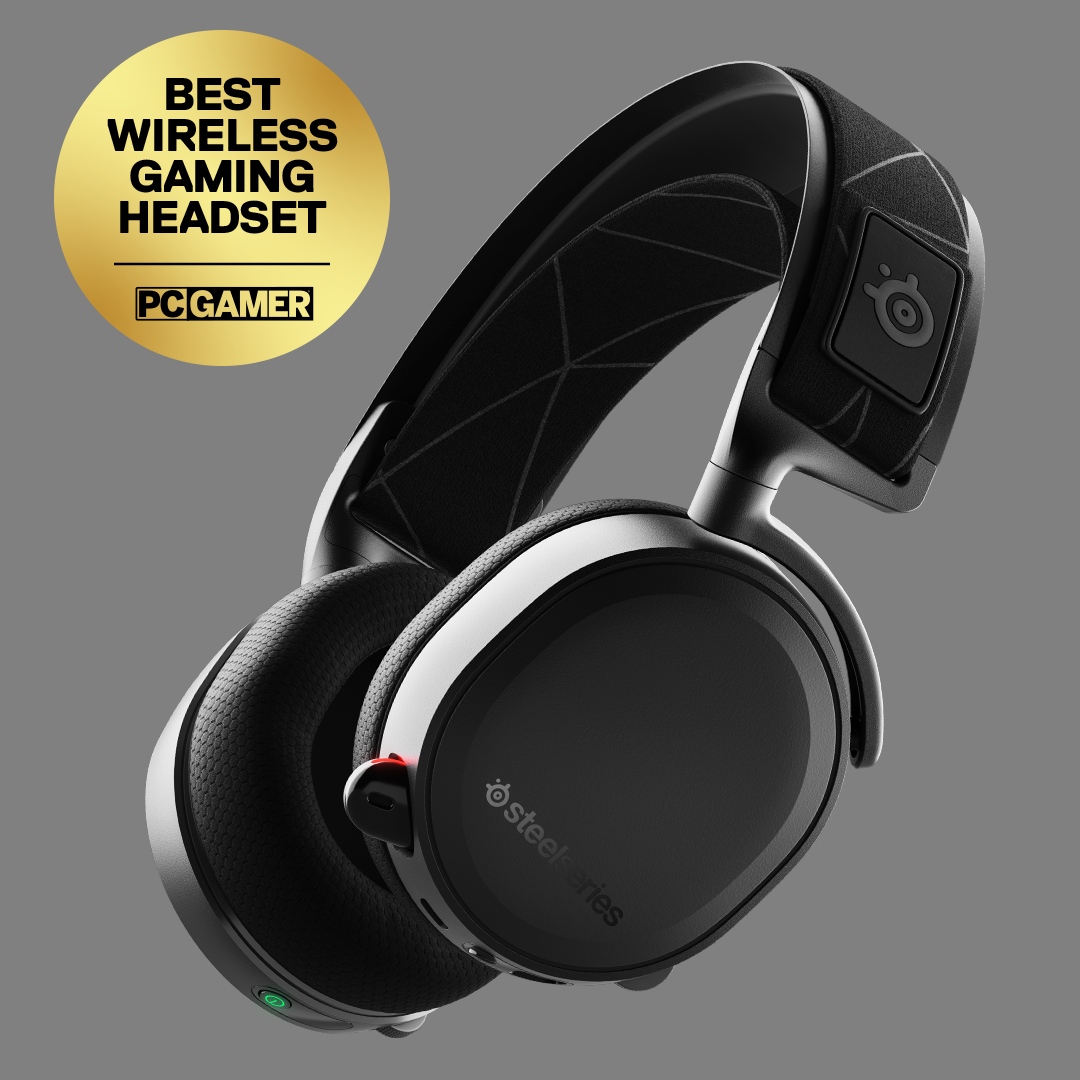 The best-selling Arctis 7
