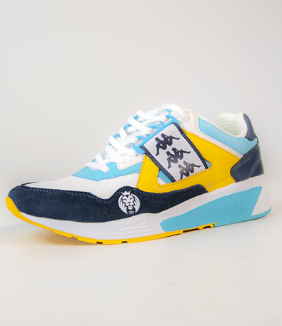MAD Lions x Kappa shoes with MAD Lions logo