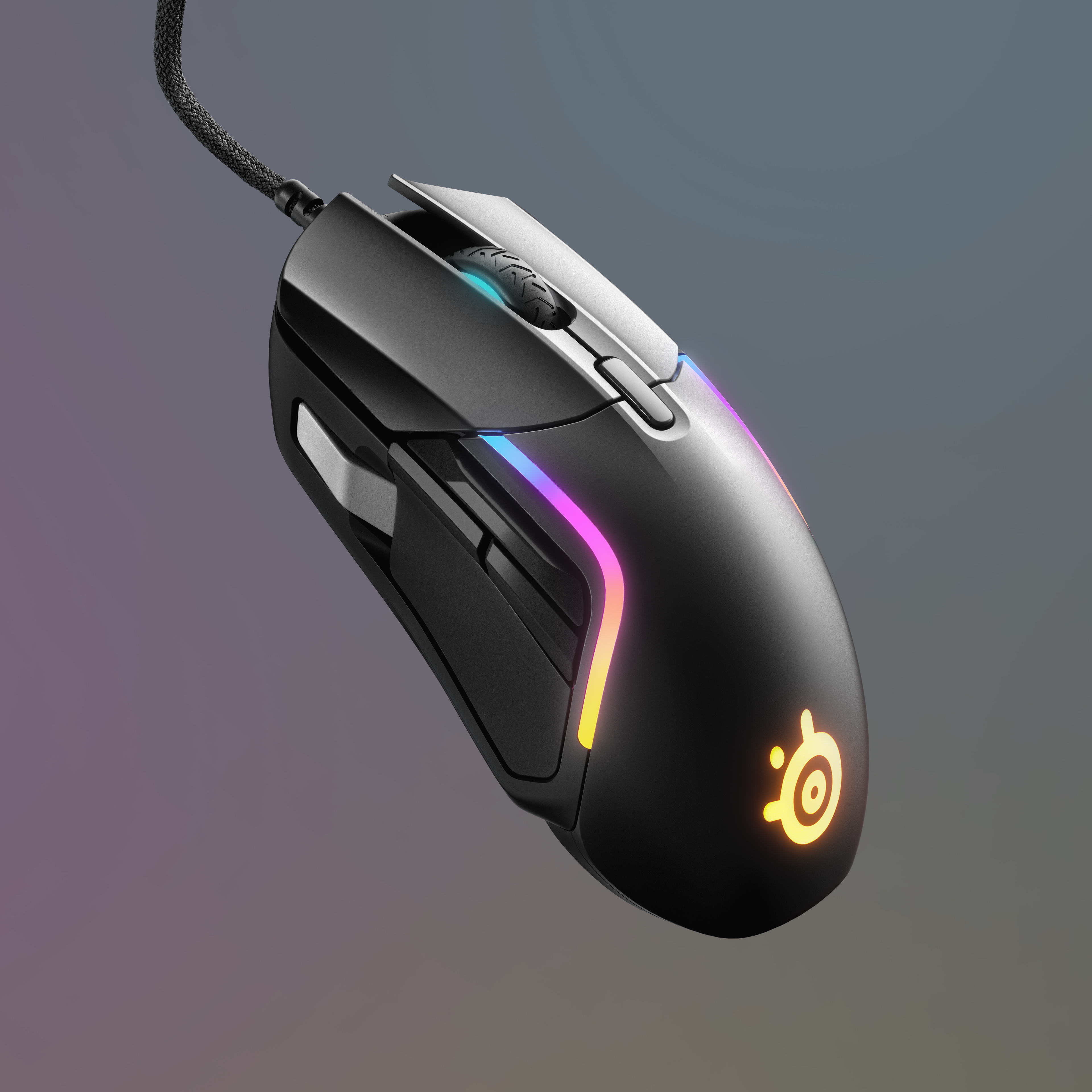 Rival5 Gaming-Maus