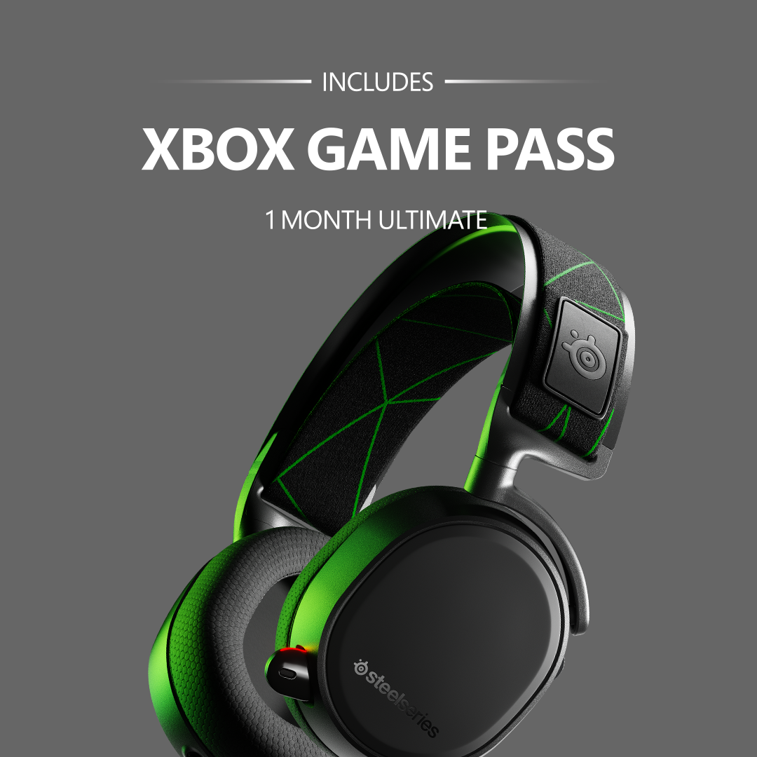 Grab an Arctis 9X and some free Xbox Game Pass Ultimate while you're at it.