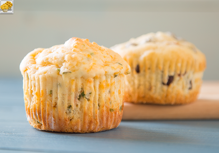 """2 different muffins, as well as the in-game muffin art from the game """"The World Ends With You"""""""