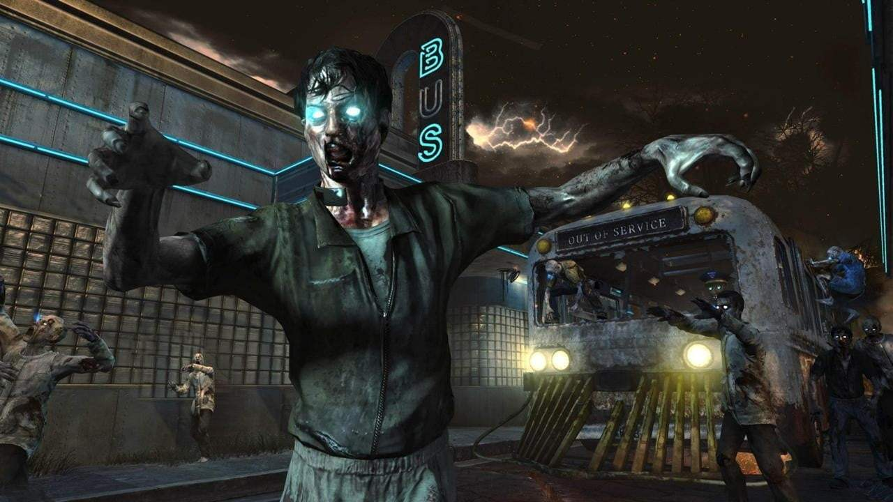 Ravenous zombies reach out to attack their prey in Call of Duty: Black Ops Cold War