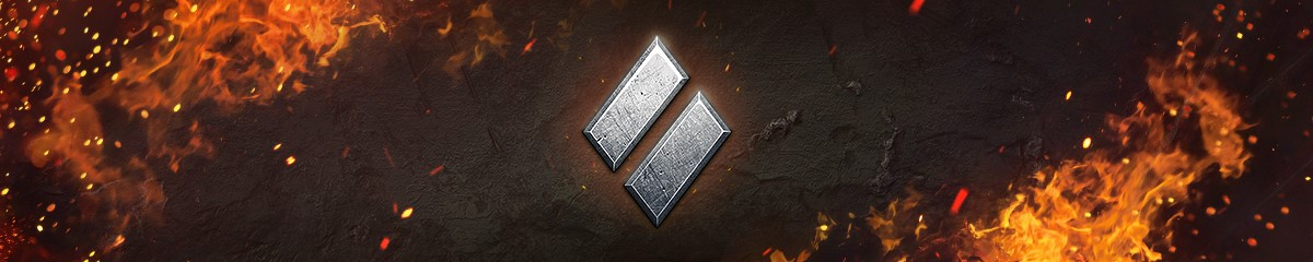 Two diagonal dashed lines forming a diamond shape symbol representing Medium Tanks in World of Tanks