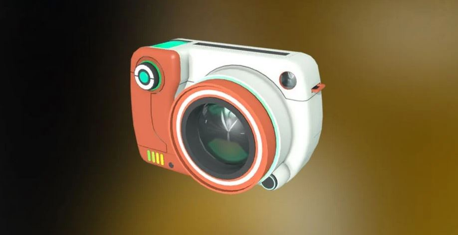 A shot of a camera from Pokemon Go.