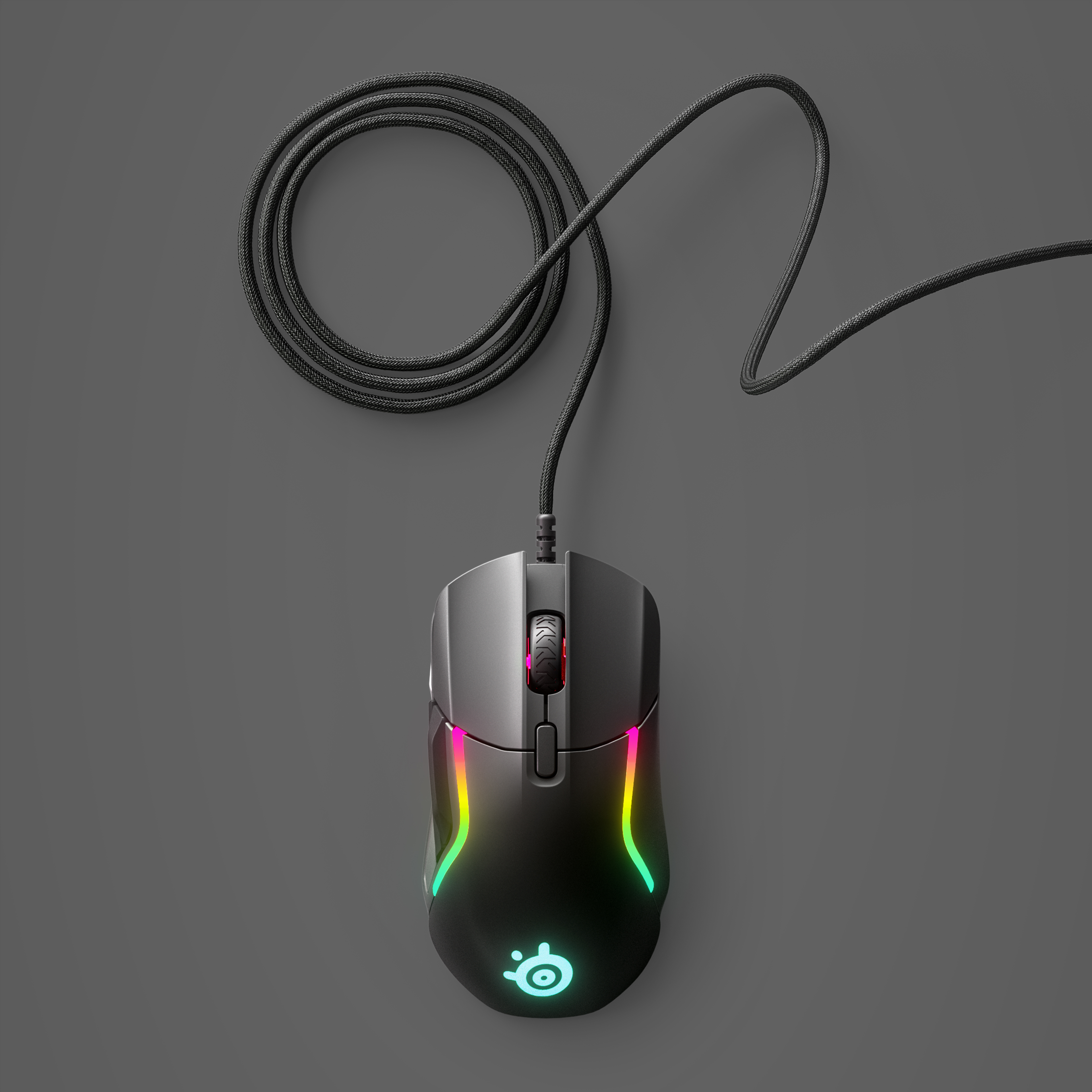 Rival 5 gaming mouse colors