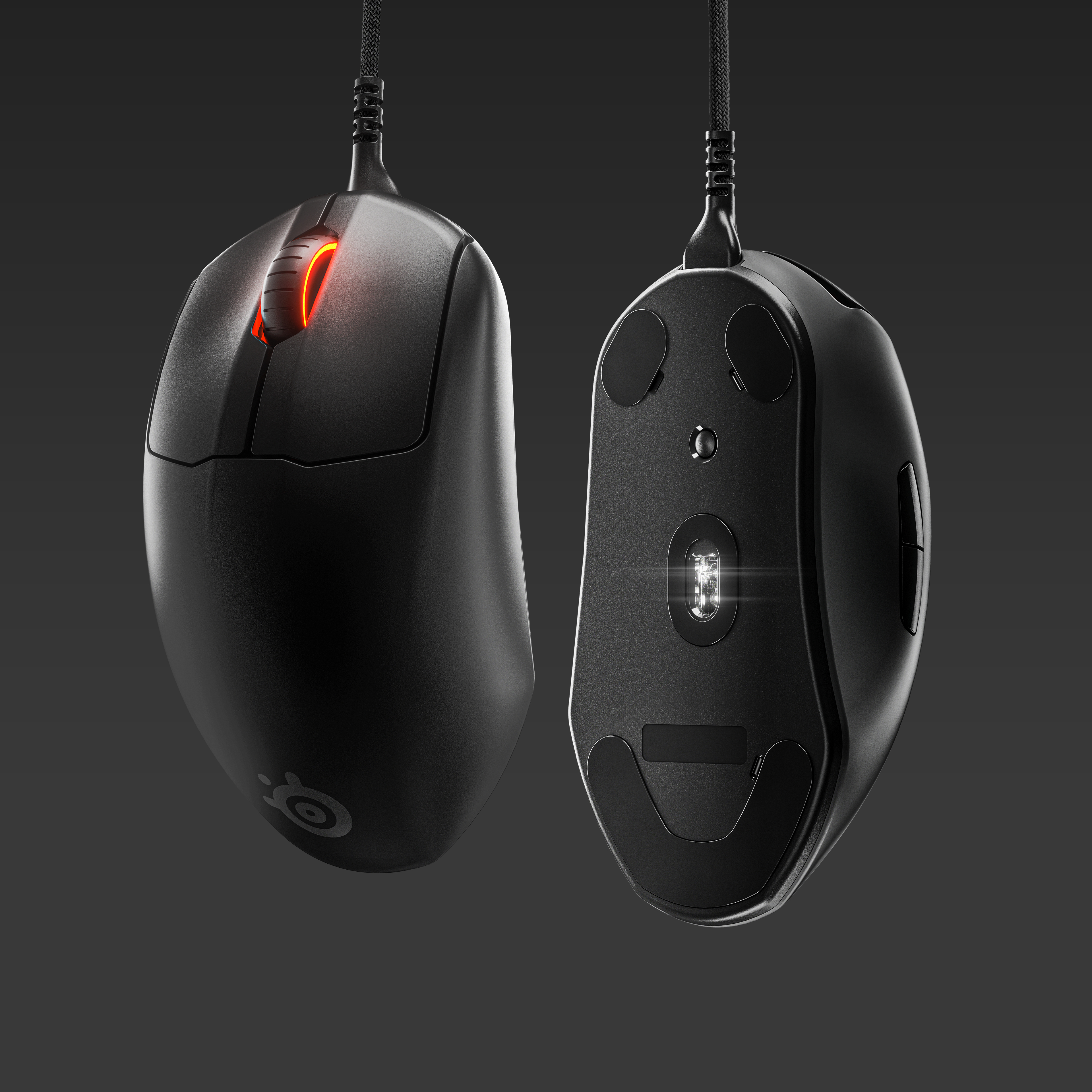 The Prime gaming mouse.