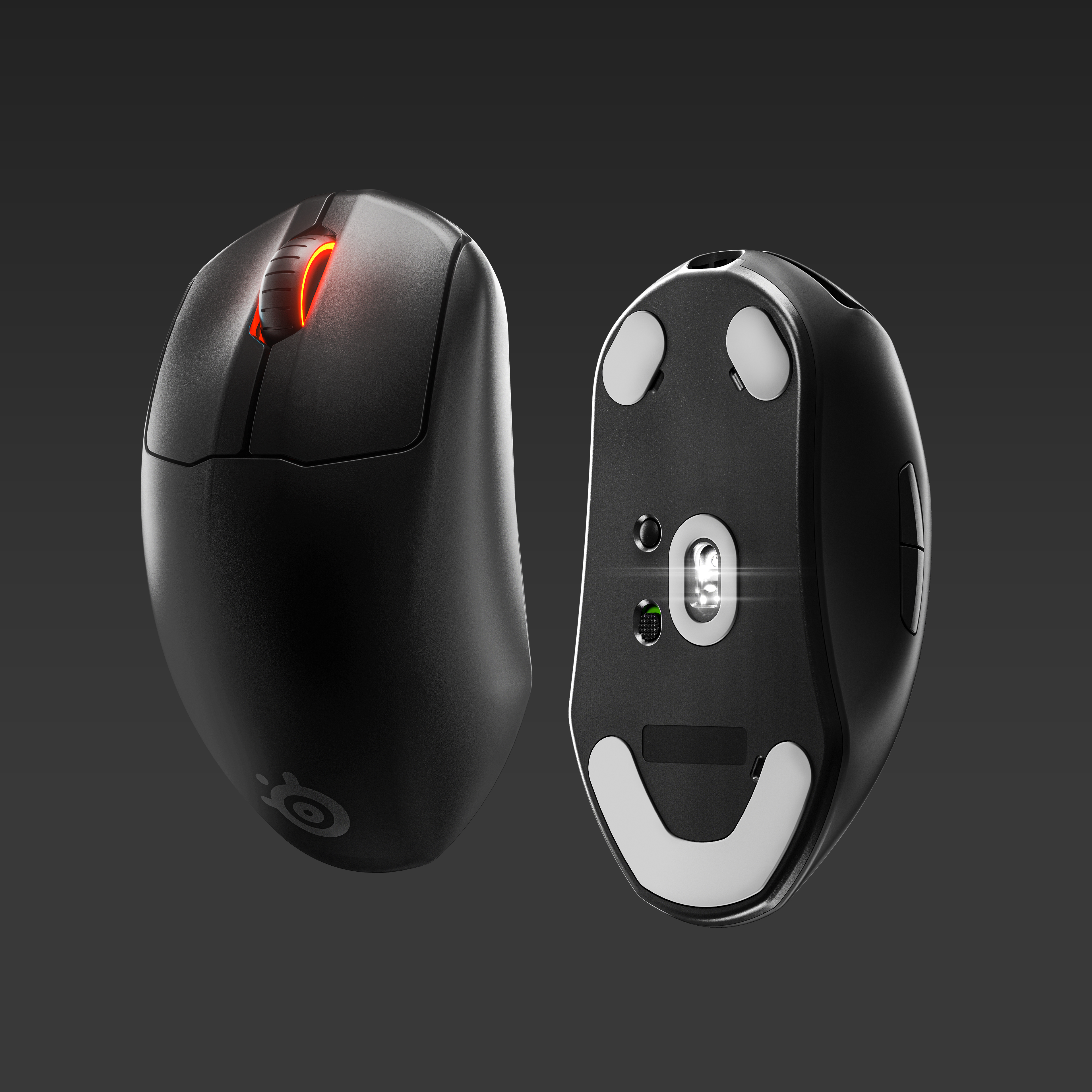 The Prime Wireless gaming mouse