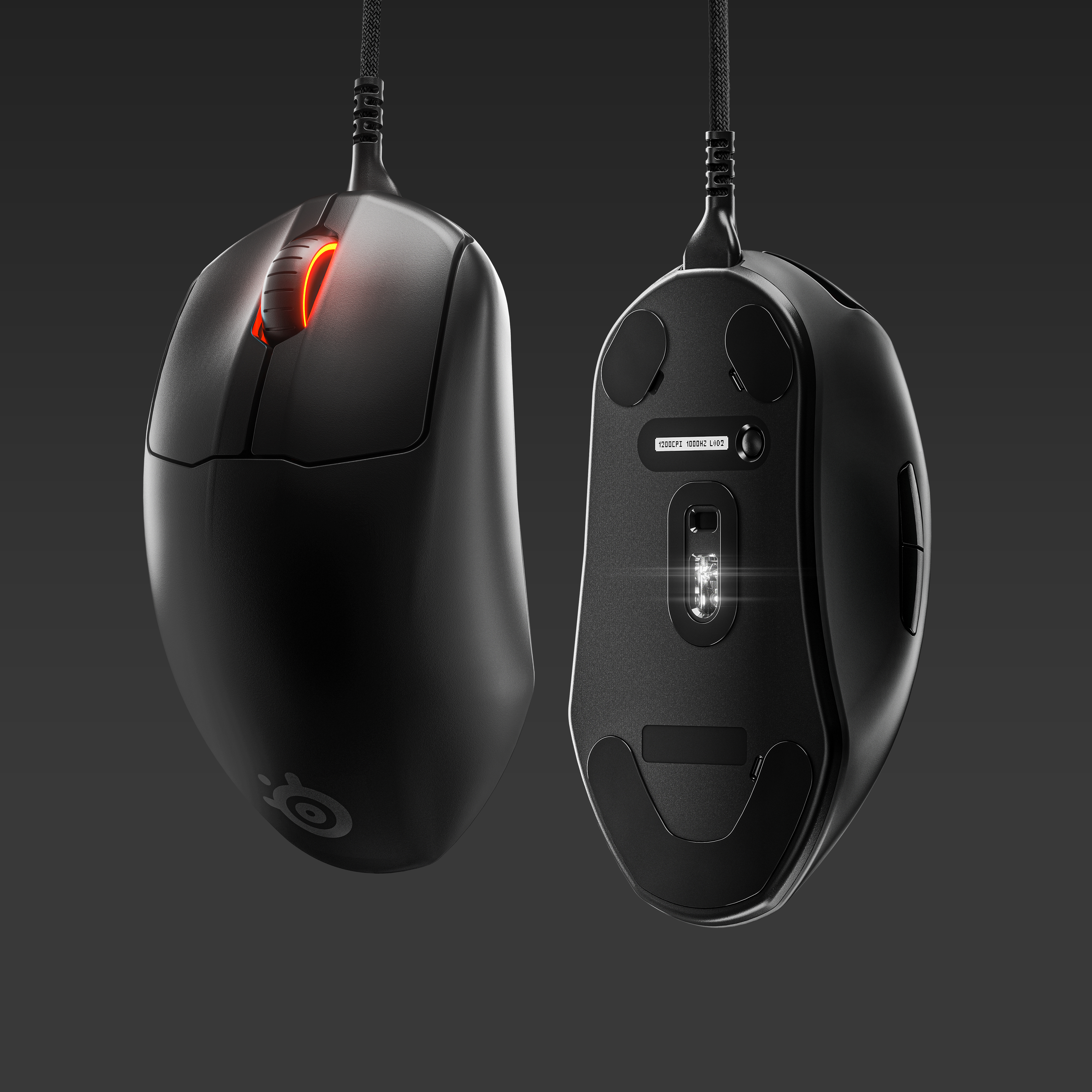 The Prime+ gaming mouse.