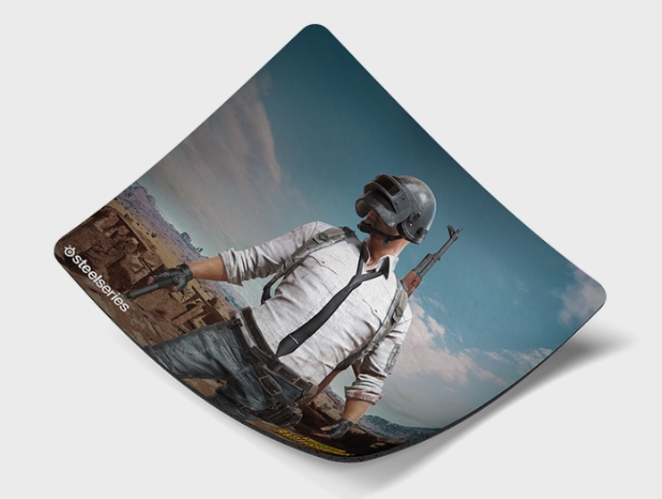 SteelSeries PUBG mousepad