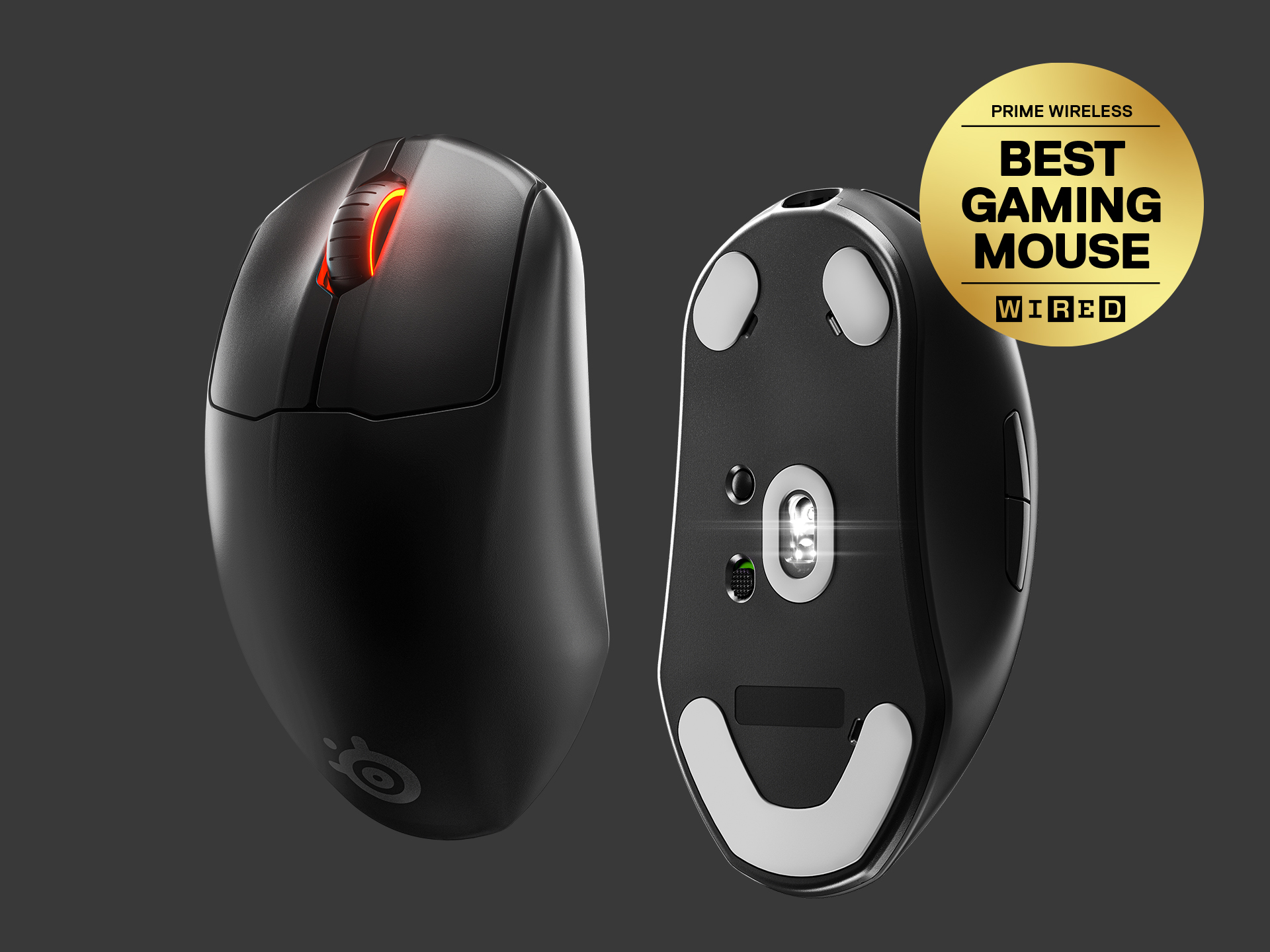 Prime Wireless named best wireless mouse from Wired