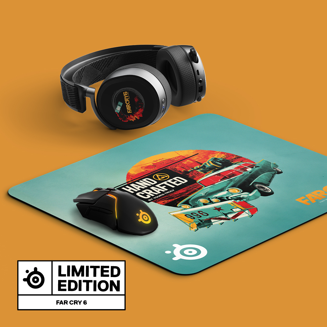 A look at the two pieces you can purchase in the Far Cry 6 Collection.