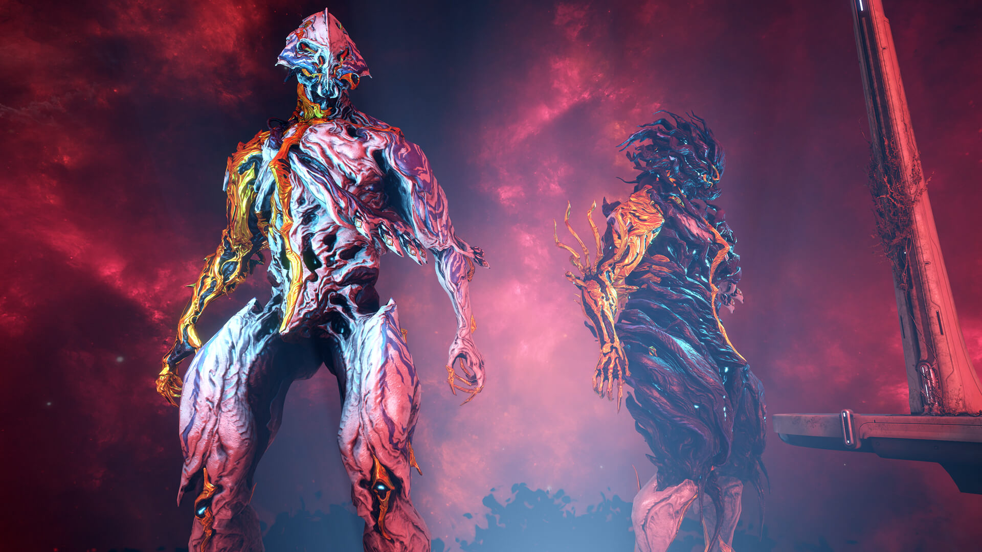 Nidus Prime is large and in charge.
