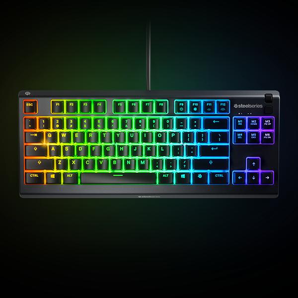 RGB keyboard lights
