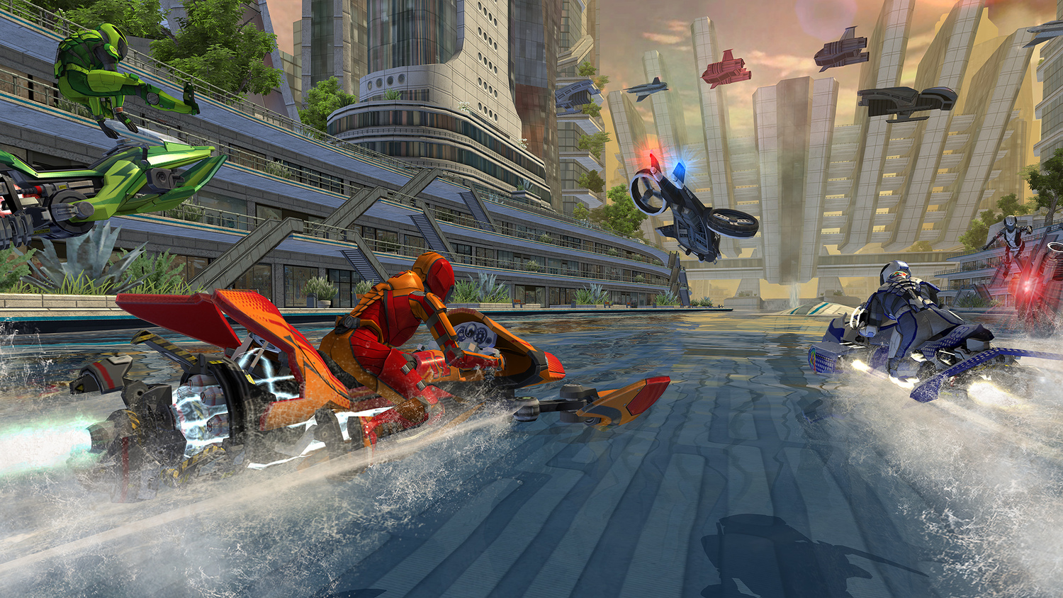 Riptide GP: Renegade on Android