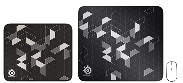無料のQCK Vector Gaming Mousepad