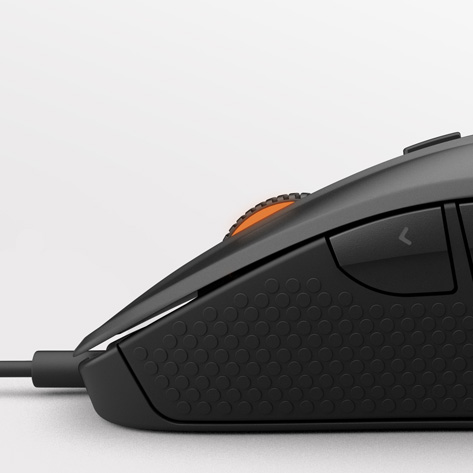 Rival 300 Gaming Mouse Gallery Image, Side View