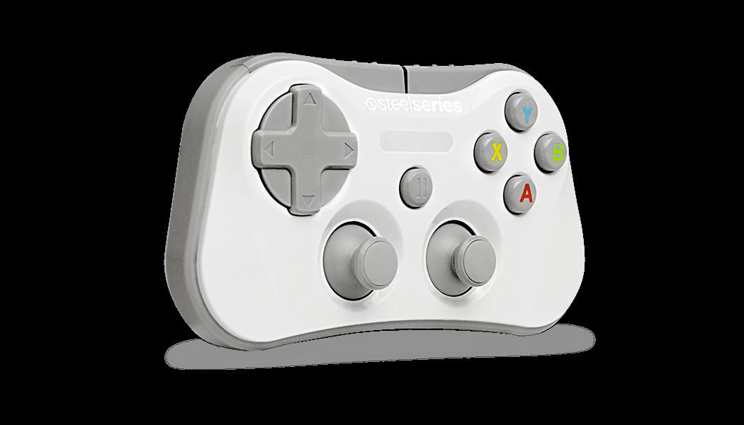 Stratus Wireless Gaming Controller-White