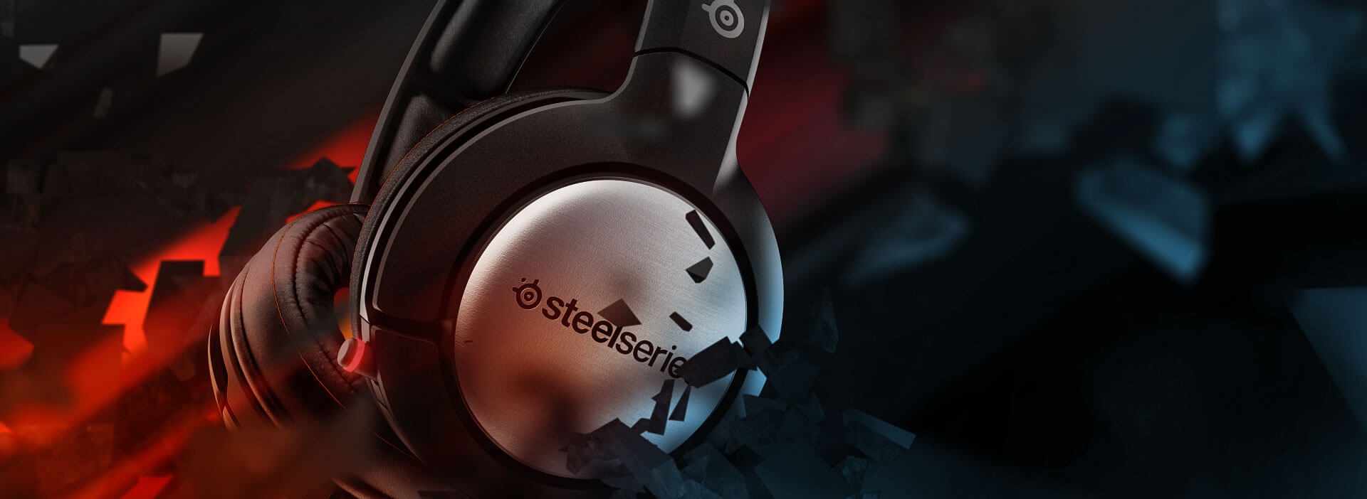 98afade06a6 The Siberia 840 is the perfect gaming headset. Armed with a lag-free  wireless connection, transmitter with OLED display, on-ear controls,  crystal clear mic ...