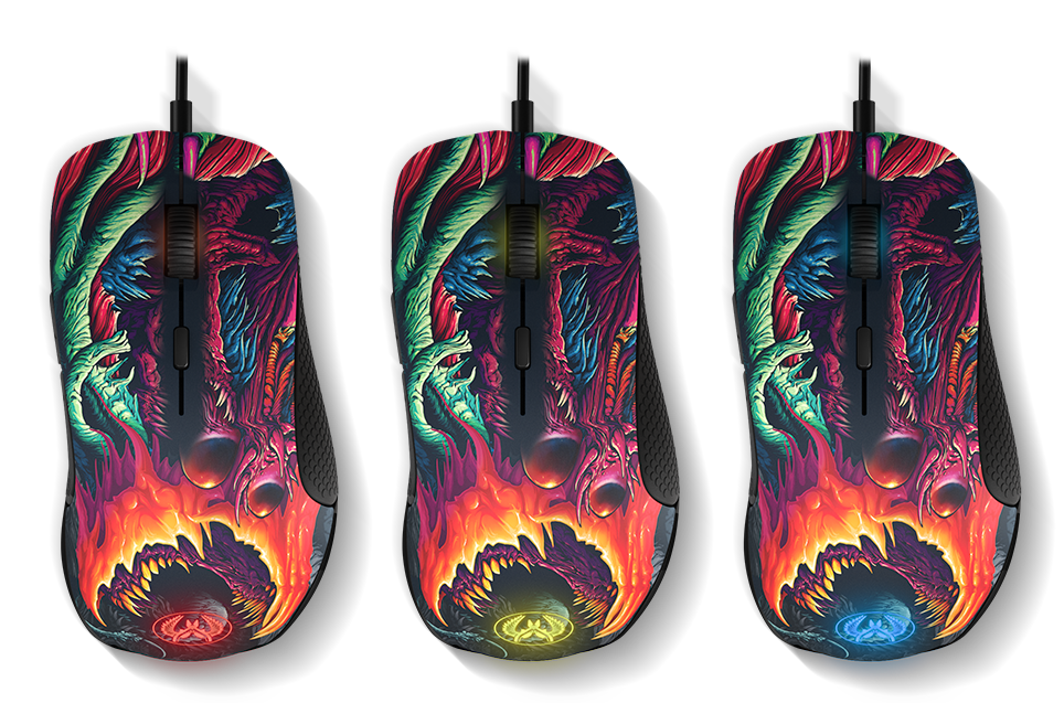 hyper beast gaming mouse
