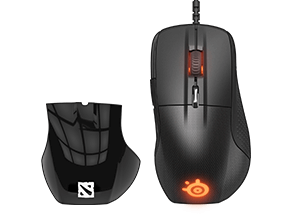Rival 700 Gaming Mouse incl. DotA 2 Backplate