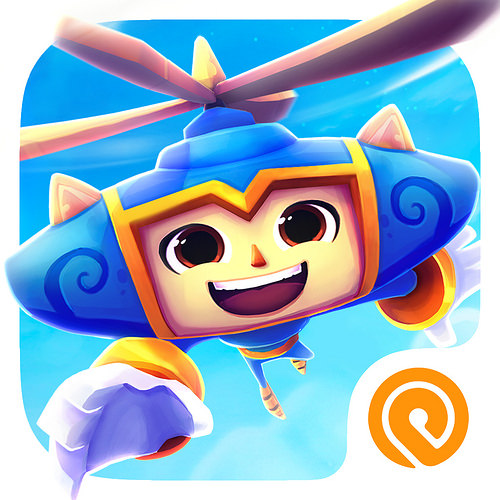 Heroki app icon