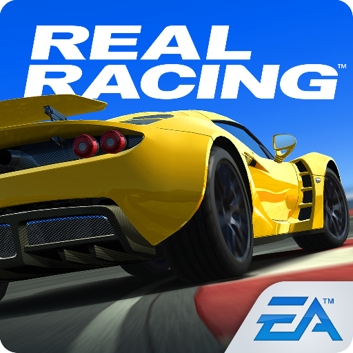 Real Racing app icon
