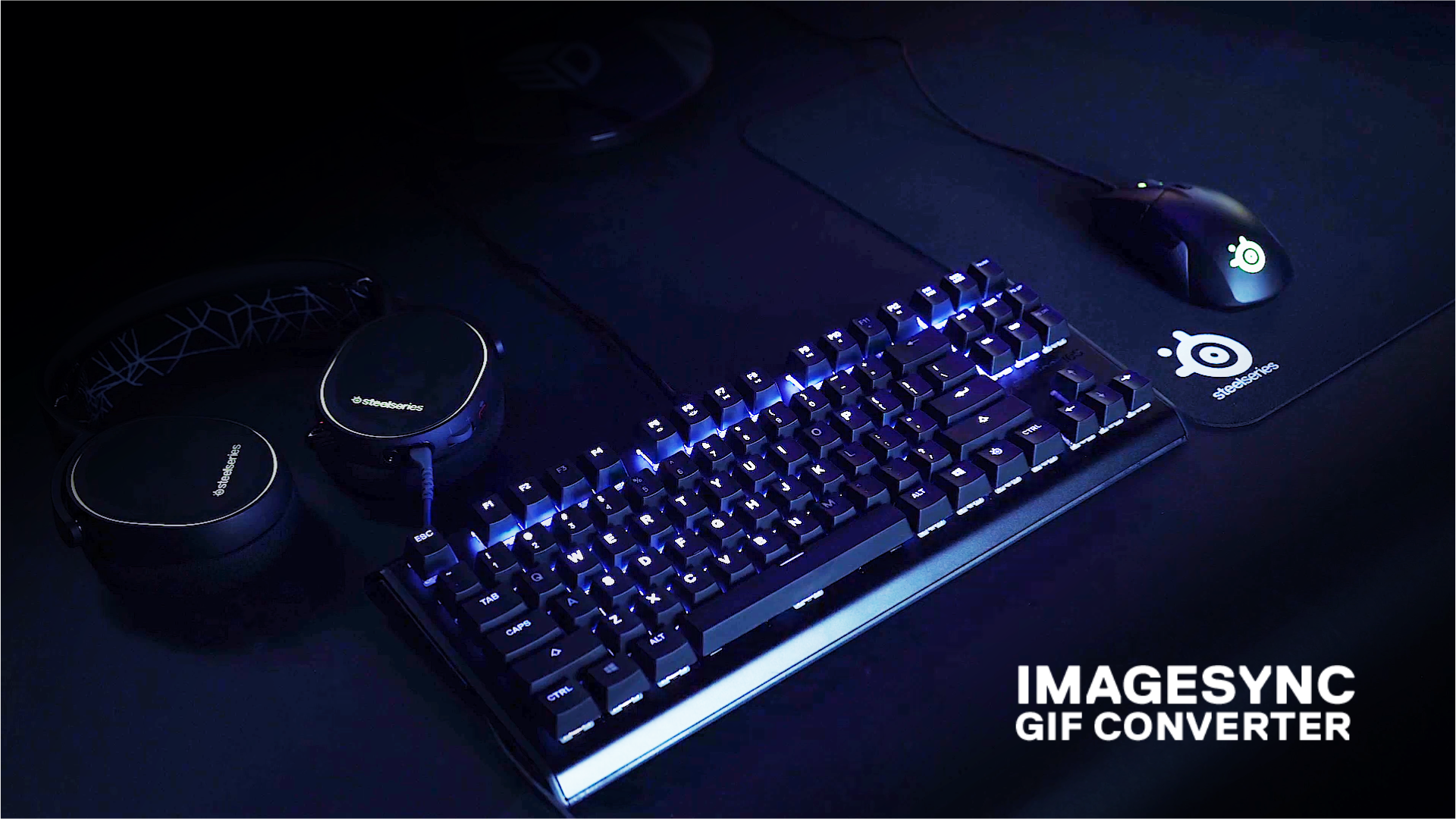 Apex M750 Tenkeyless Aluminum Core Mechanical Esports Keyboard