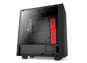 NZXT S340 Elite Red Case