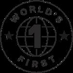 Worlds First Logo