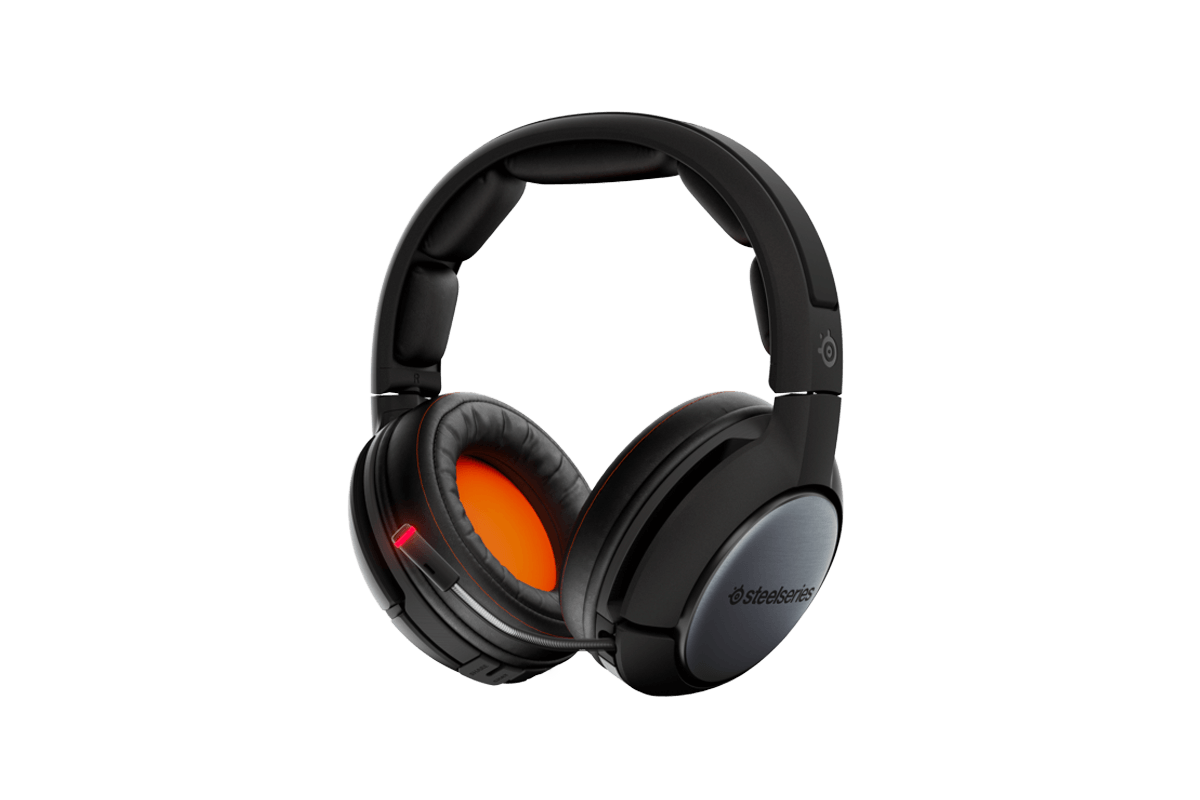 siberia 840 wireless gaming headset with bluetooth steelseries. Black Bedroom Furniture Sets. Home Design Ideas