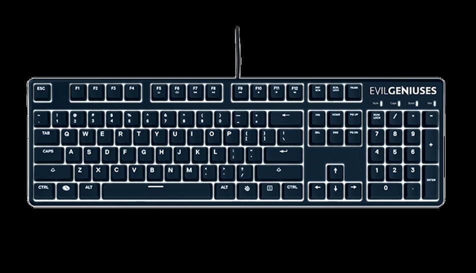 Apex M500 EG Top View
