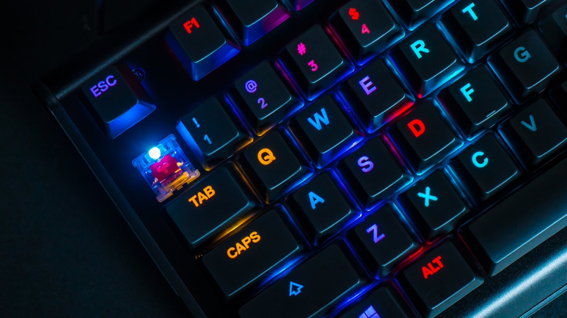 Your Guide to Gaming Keyboard Switches | SteelSeries