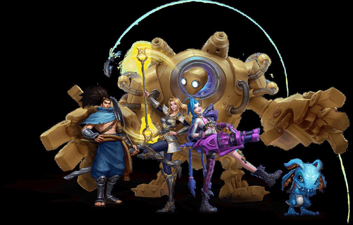League Of Legends Wild Rift Nintendo Switch