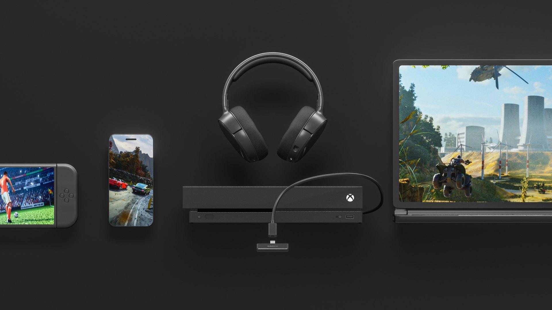 Casques Audio Compatibles Avec Xbox Series X Steelseries