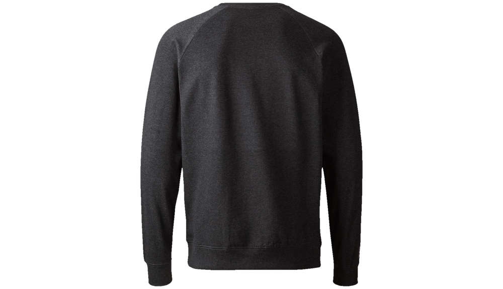 Logo Crew Sweat - Anthracite