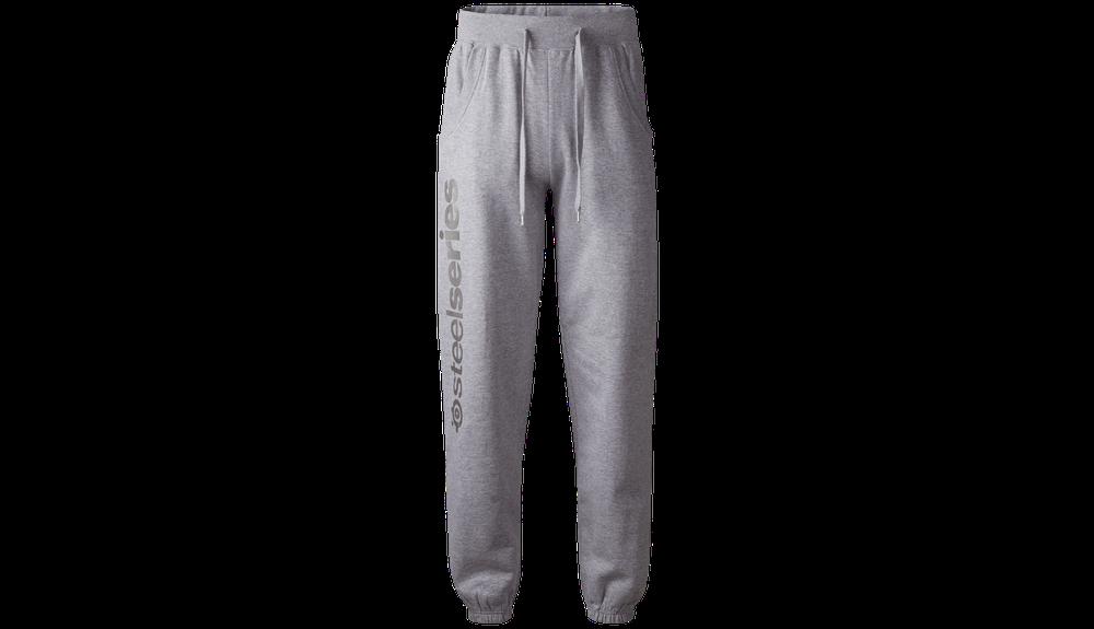 Logo Pro Pants - Grey