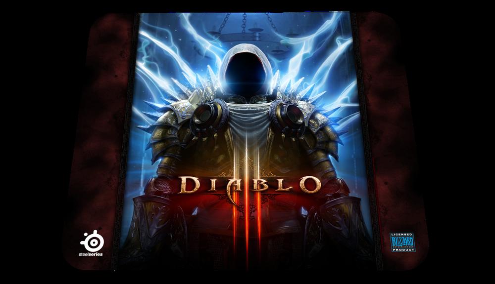 Diablo® III QcK+ Tyrael Edition
