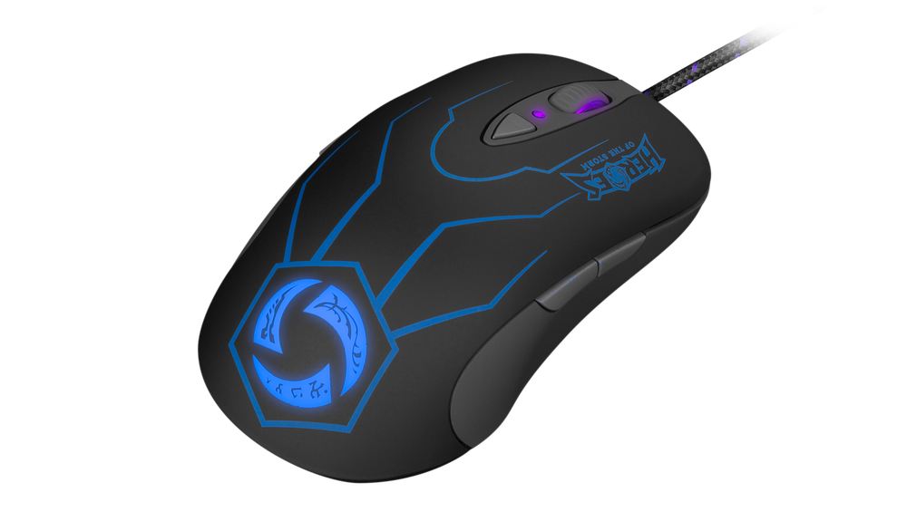 Heroes of the Storm Gaming Mouse