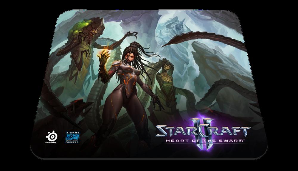 QcK StarCraft II Heart of the Swarm Kerrigan Edition