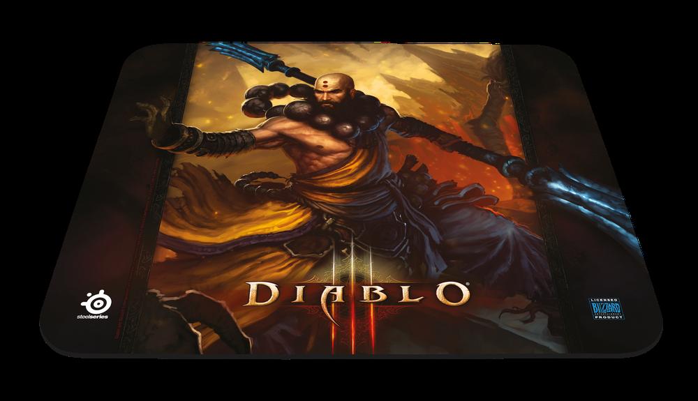 QcK Diablo® III Monk™ Edition