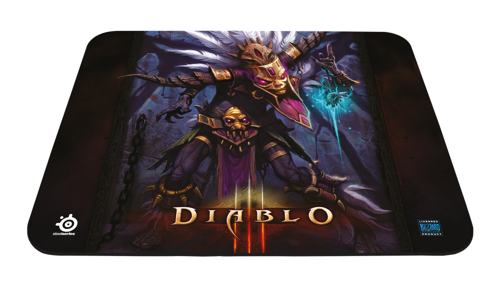 QcK Diablo® III Witch Doctor Edition