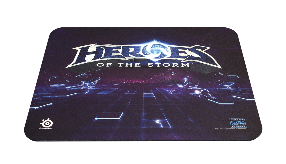 QcK Heroes of the Storm Mousepad