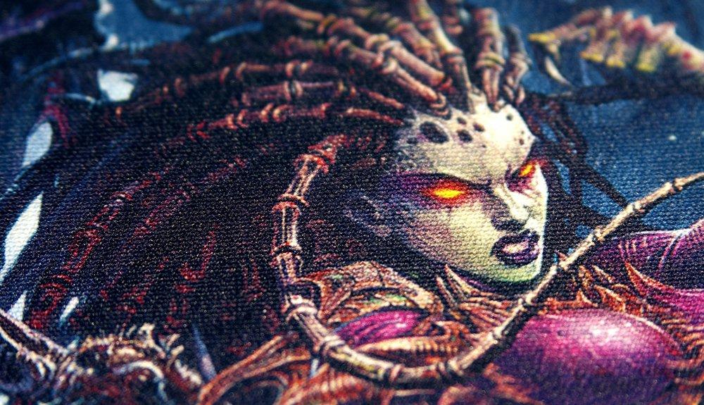 QcK Limited Edition (StarCraft II Kerrigan vs Zeratul)