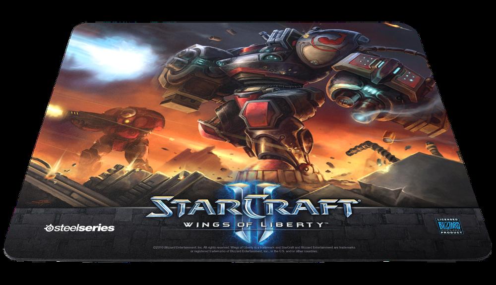QcK Limited Edition (StarCraft II Marauder)