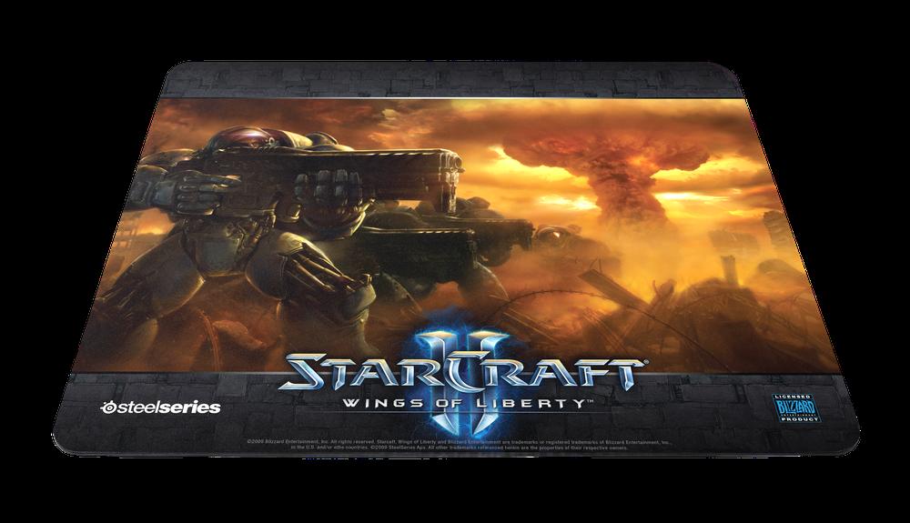 QcK Limited Edition (StarCraft II Marine)