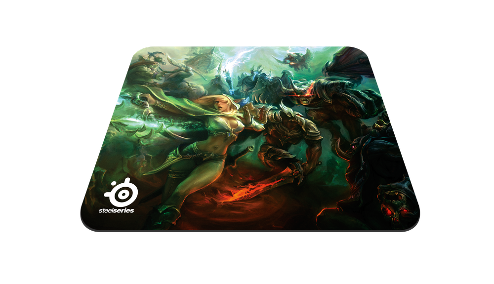 QcK Mass Limited Edition Fantasy Art