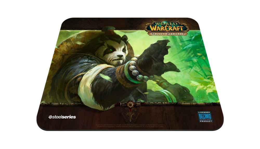 QcK Mists of Pandaria Panda Forest Edition
